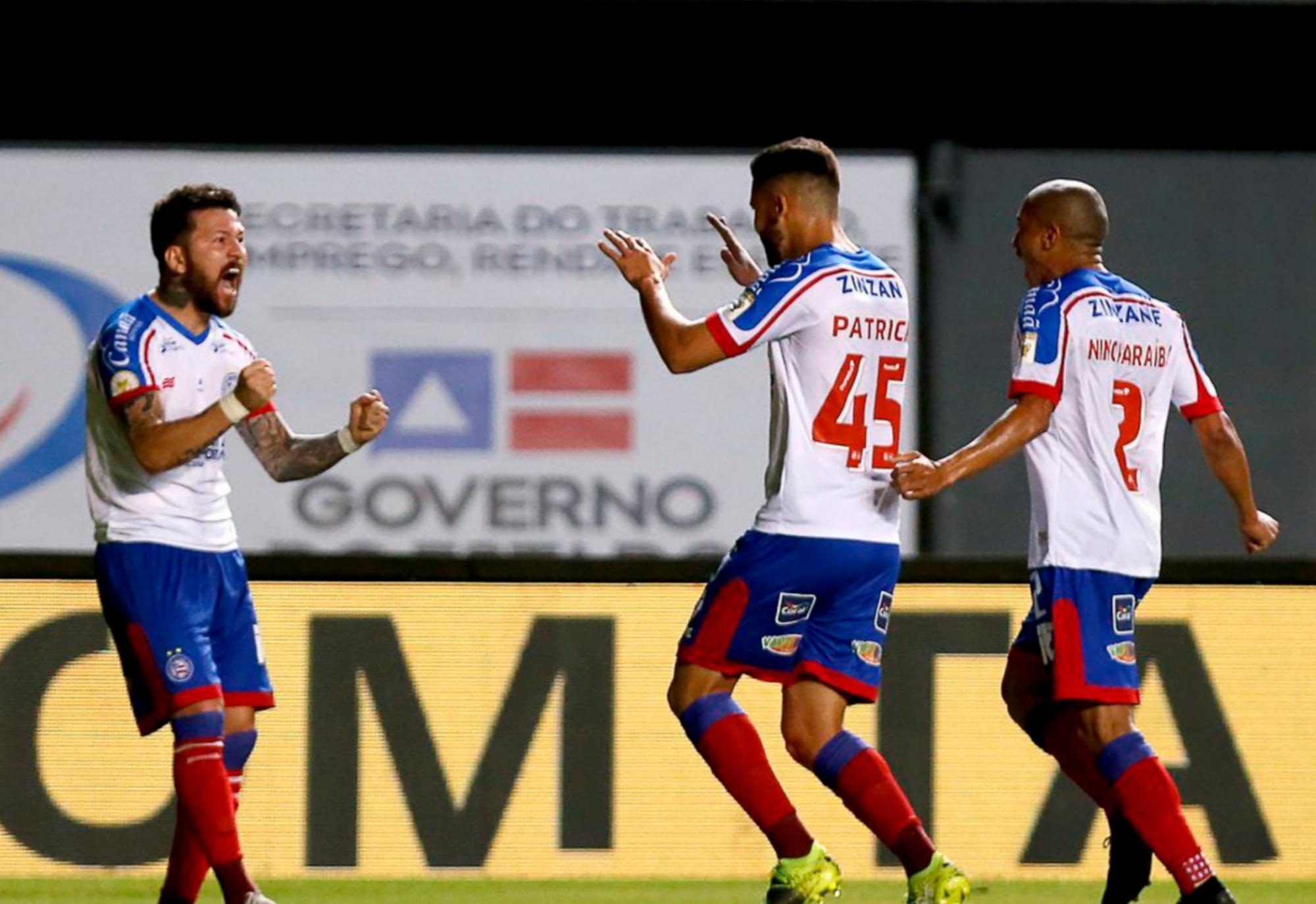 Brasileiro: Bahia derrota Athletico-PR e entra no G4