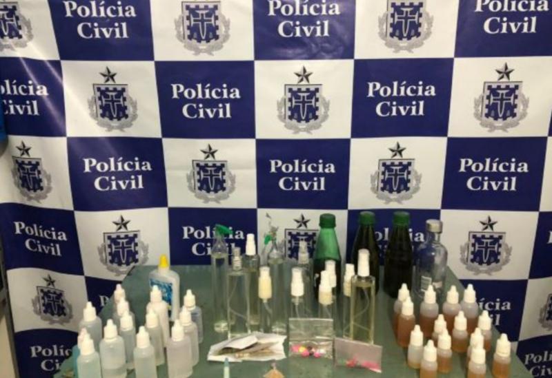 Ecstasy apreendido com dupla em festa privada em Ibicuí