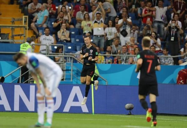 Islândia perde para a Croácia e está fora de sua 1ª Copa do Mundo