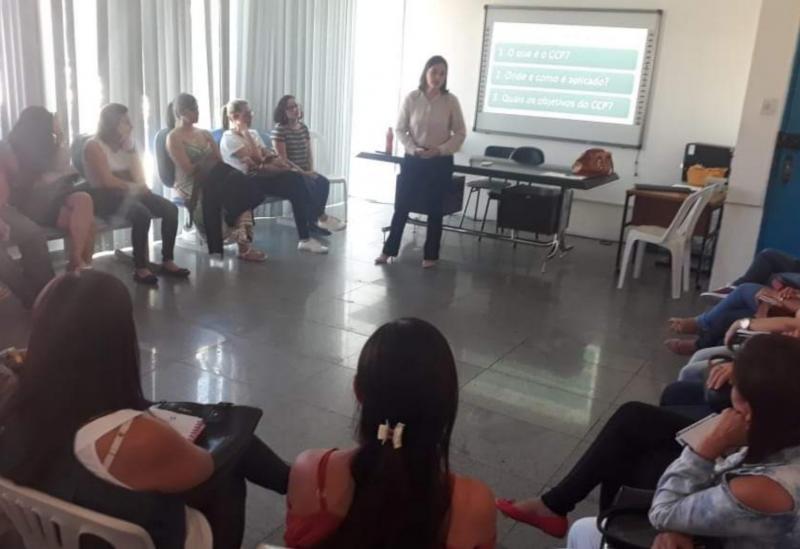CEJUSC Brumado apresentou seu serviço para os enfermeiros do município