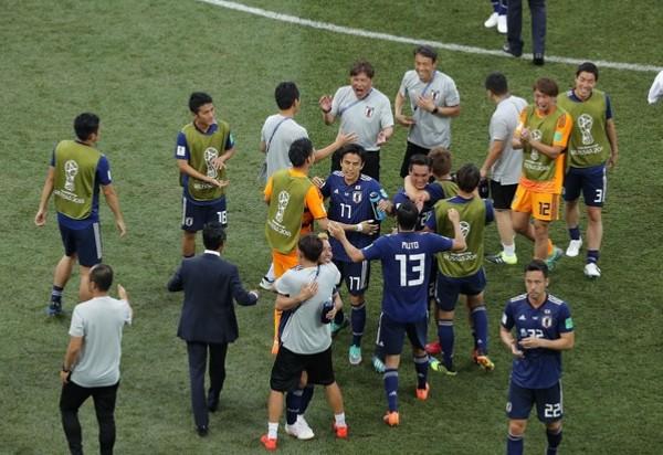 Fair-play classifica Japão para as oitavas de final da Copa
