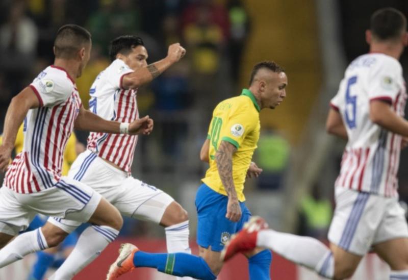 Nos pênaltis, Brasil vence o Paraguai e avança na Copa América
