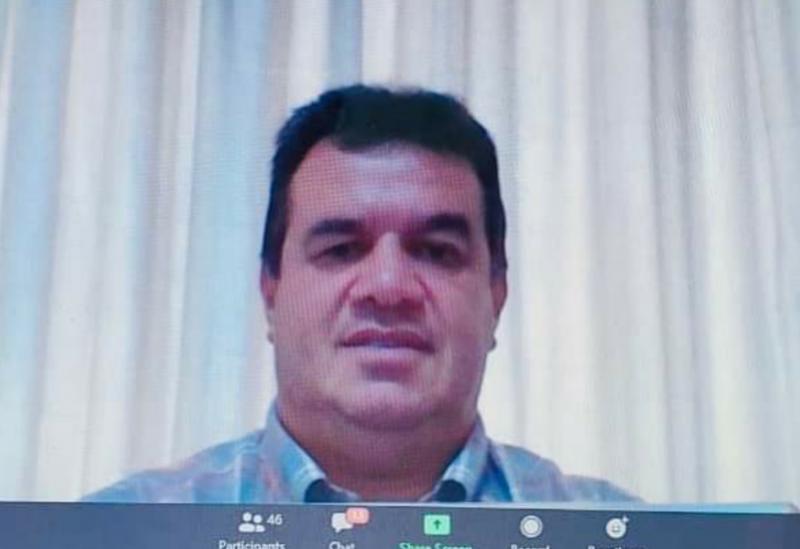 Deputado Marquinho Viana, em sessão da ALBA, denuncia desvio de recursos do Covid-19 pelo prefeito de Barra da Estiva