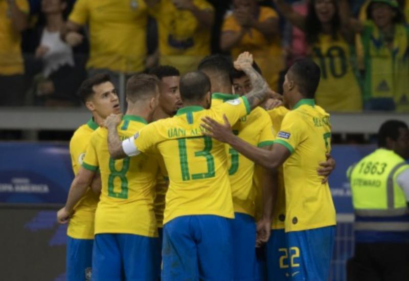 Brasil elimina Argentina e está na final da Copa América