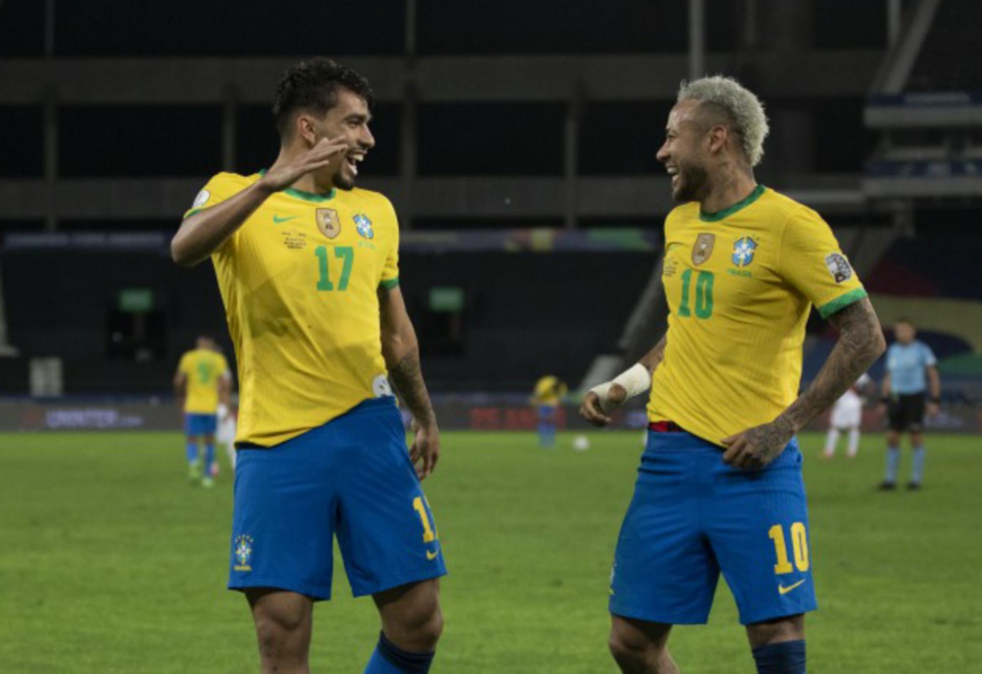Brasil vence o Peru e está na final da Copa América