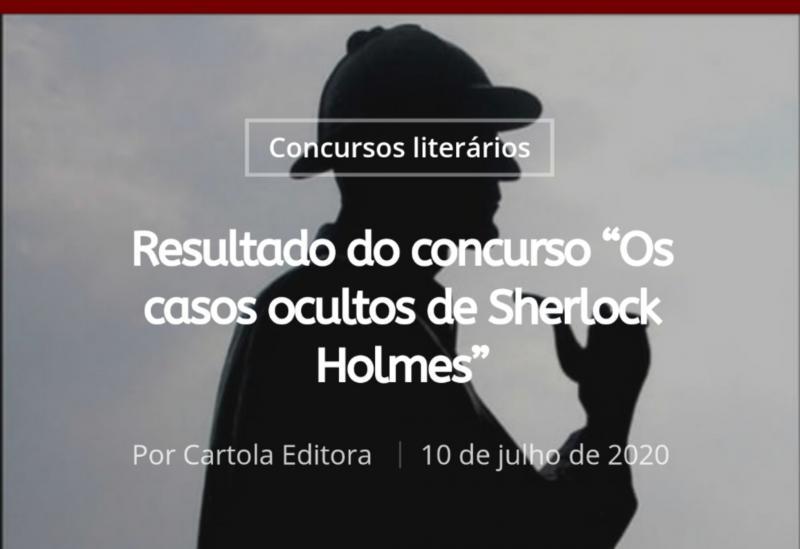 Conto do escritor brumadense Paulo Esdras fará parte de  publicação da Cartola Editora