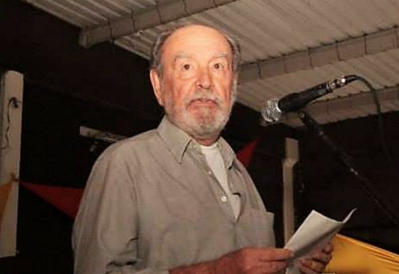 Morreu o escritor brumadense João Pedro de Vasconcelos