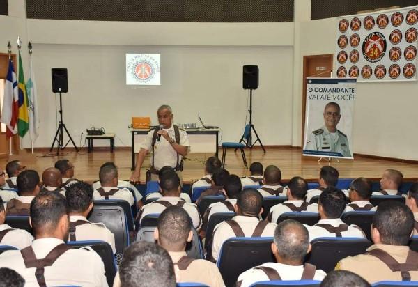 Comandante Geral da Polícia Militar visitou Brumado