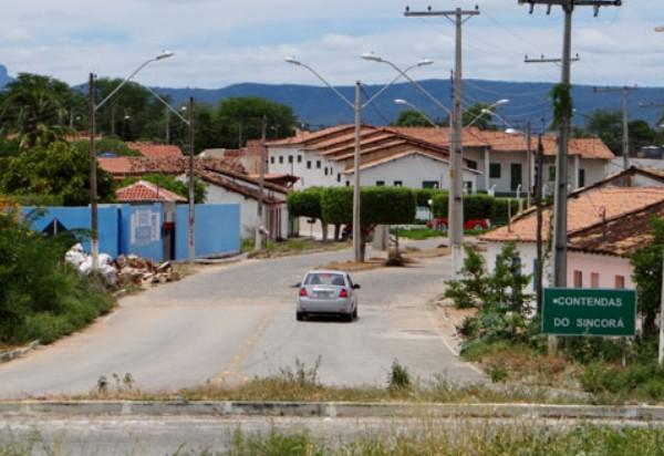 Contendas do Sincorá Bahia fonte: www.agorasudoeste.com.br