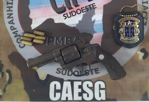 Homem morre em confronto com a Polícia Civil e Caesg em Barra da Estiva