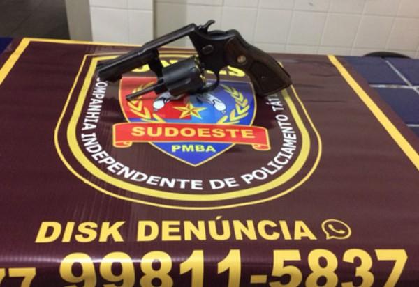 Ituaçu: bandido morre em confronto com a RONDESP Sudoeste
