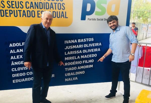 Brumado:advogado Tiago Amorim tem candidatura a deputado estadual homologada PSD