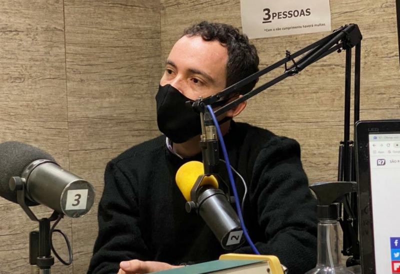 'Prefeito de Brumado perdeu a capacidade de ouvir as pessoas' diz Fabrício Abrantes em entrevista à Brasil FM