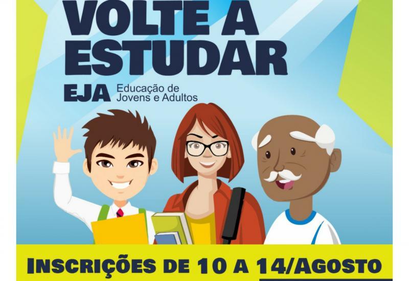 Brumado: Secretaria Municipal de Educação oferece vagas para quem ainda não concluiu o ensino fundamental