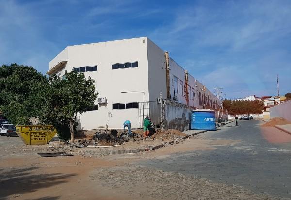 Câmara de Vereadores de Brumado passa reforma estrutural