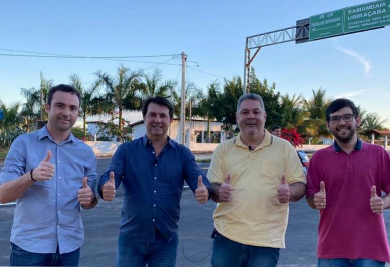 Após 20 anos como vereador, Léo Vasconcelos tem o aval de Arthur Maia e Fabrício Abrantes para a pré-candidatura de seu filho João