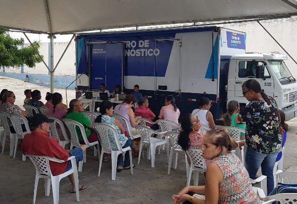 Saúde sem Fronteiras chega à Região de Brumado