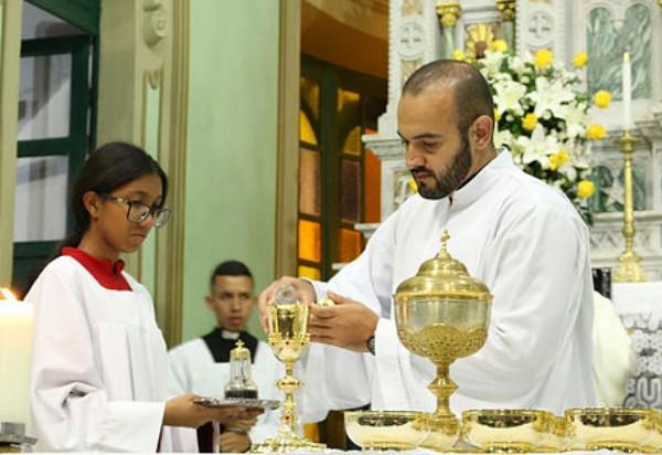 Brumadense será ordenado Diácono neste sábado (18) em Caetité