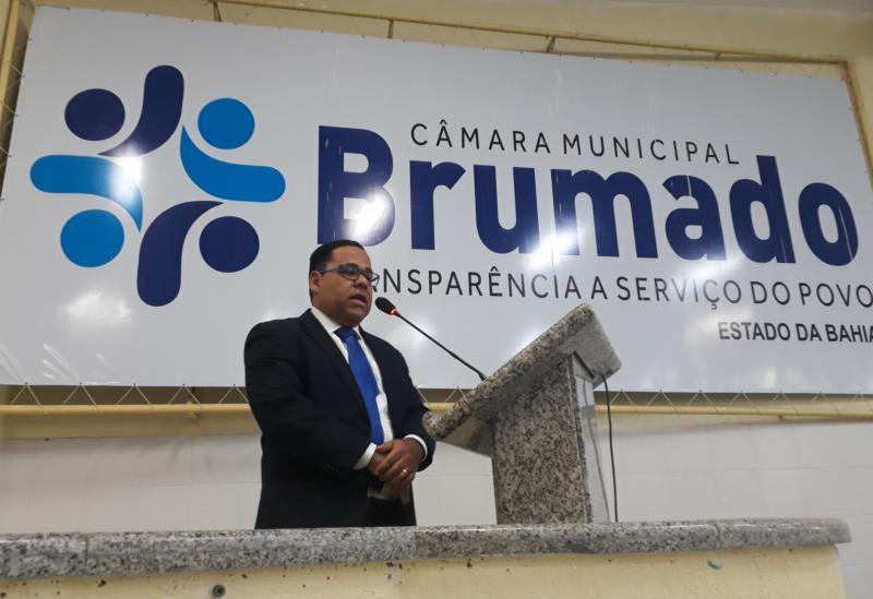 Brumado: Advogado apresenta projeto para garantir aos cidadãos direito ao acesso a água de qualidade e energia elétrica