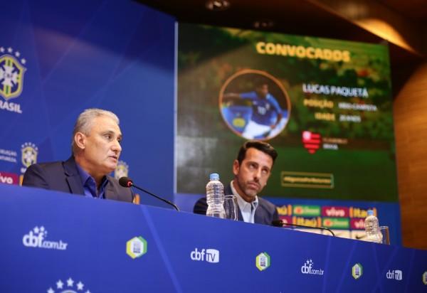 Confira os 24 convocados para os amistosos da Seleção Brasileira