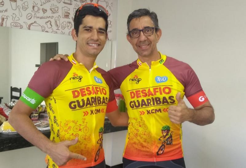Atletas brumadenses participaram do Desafio Guaribas de Ciclismo, em Guanambi