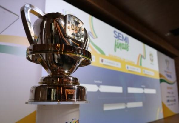 Copa do Brasil: mandos de campo das Semifinais são definidos