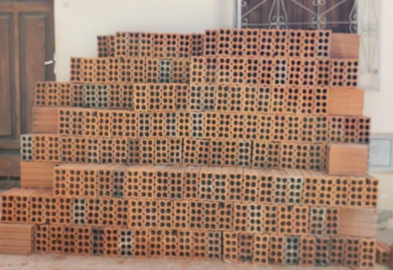 Preço dos blocos de construção tem aumento e falta material no mercado