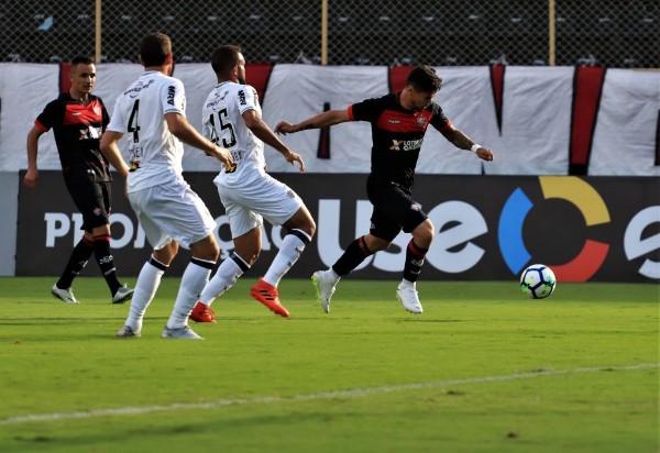 Vitória vence o Atlético-MG no Barradão por1x0