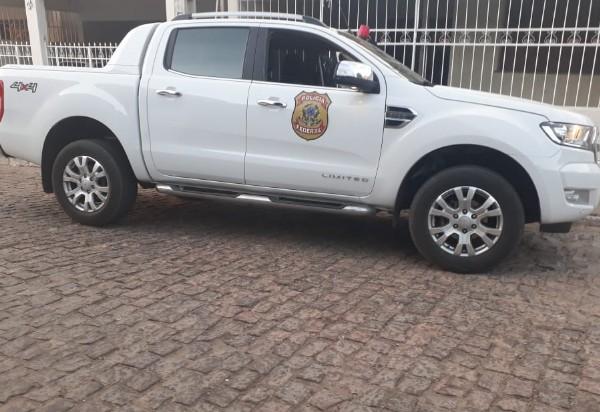 Polícia Federal realiza operação em Brumado