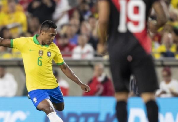 Seleção brasileira é superada pelo Peru em Los Angeles