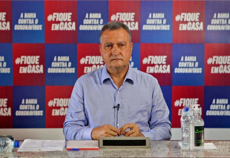 Preocupado com pandemia nas eleições, Rui pede apoio ao TRE