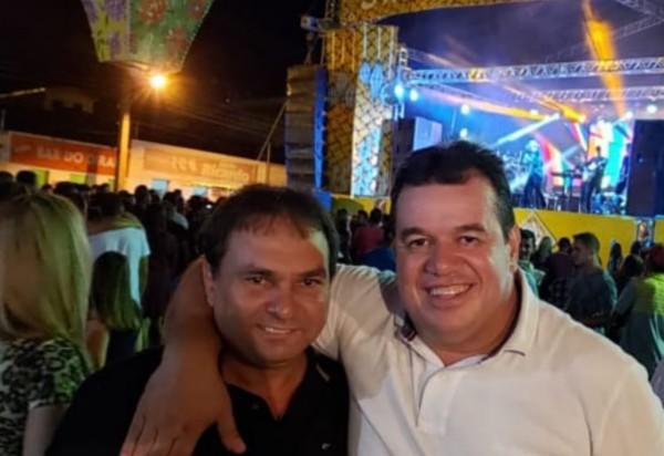 Deputado Marquinho Viana parabeniza Tanhaçu pelos 58 anos de emancipação política