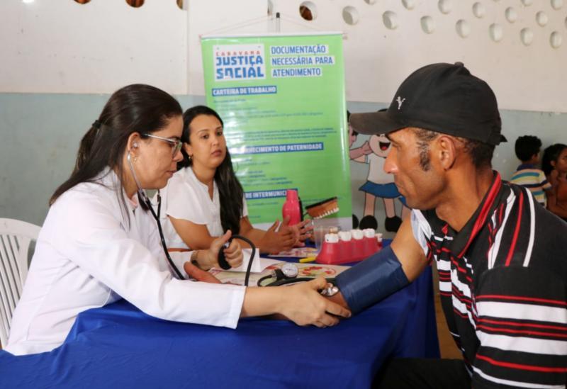 Caravana da Justiça Social finaliza roteiro de cidadania em Ituaçu