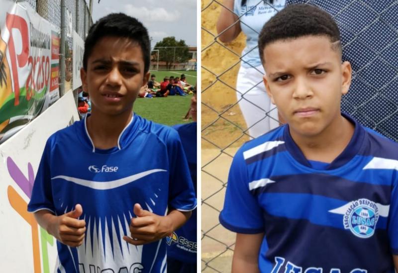 Brumado: Alunos da escolinha de Futebol LUSAC passam em teste do Flamengo