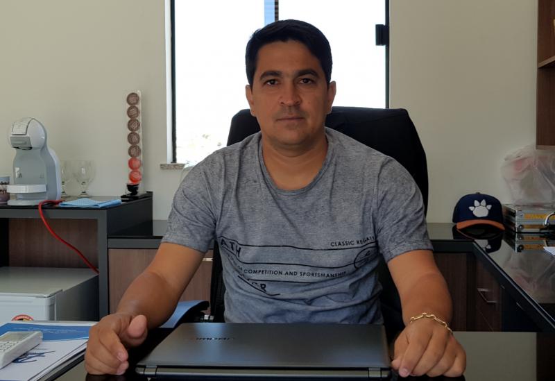 Brumado: Thiago Pinto está de olho nas eleições de 2020