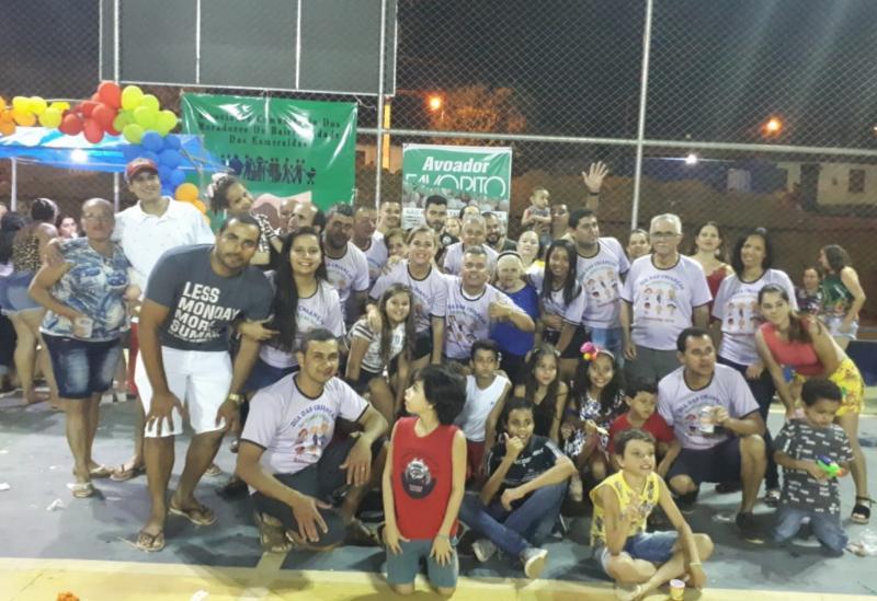 Brumado: Associação Moradores do Bairro Cidade das Esmeraldas promoveram festa do Dia das Crianças