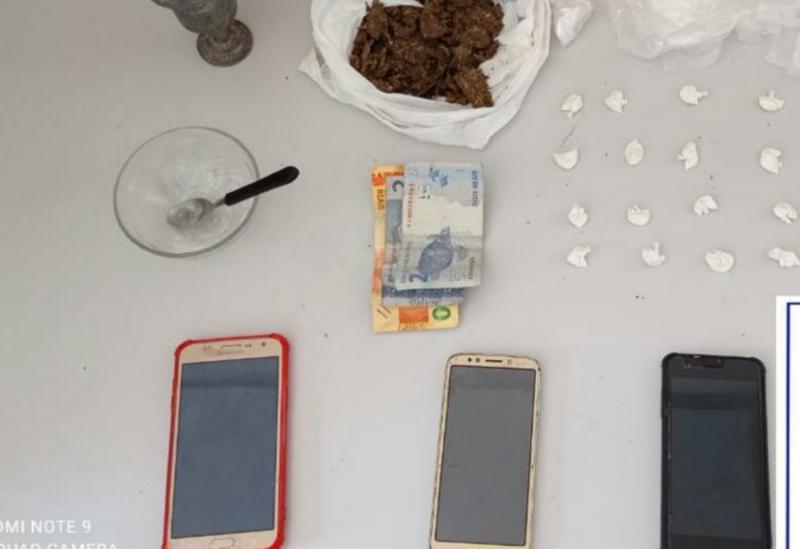 Acusado de tráfico de drogas, homem é preso em Barra da Estiva