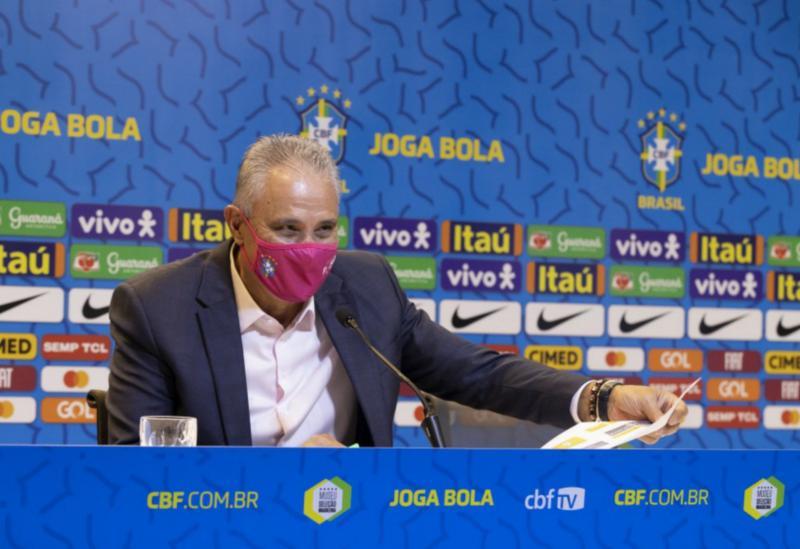 Tite convoca Seleção para jogos com Venezuela e Uruguai