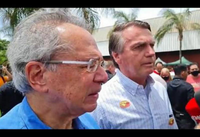Presidente Bolsonaro afirma que governo não interferirá em preços dos combustíveis