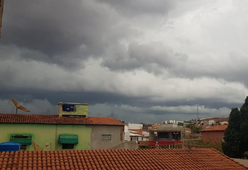 Brumado e cidades da região estão na lista de alerta e atenção para forte chuvas, segundo oINEMA