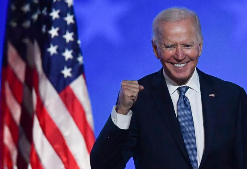 Joe Biden é eleito presidente dos Estados Unidos