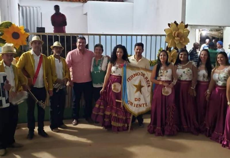 Deputado Marquinho Viana comemora o Dia Nacional da Consciência Negra, em Barra da Estiva
