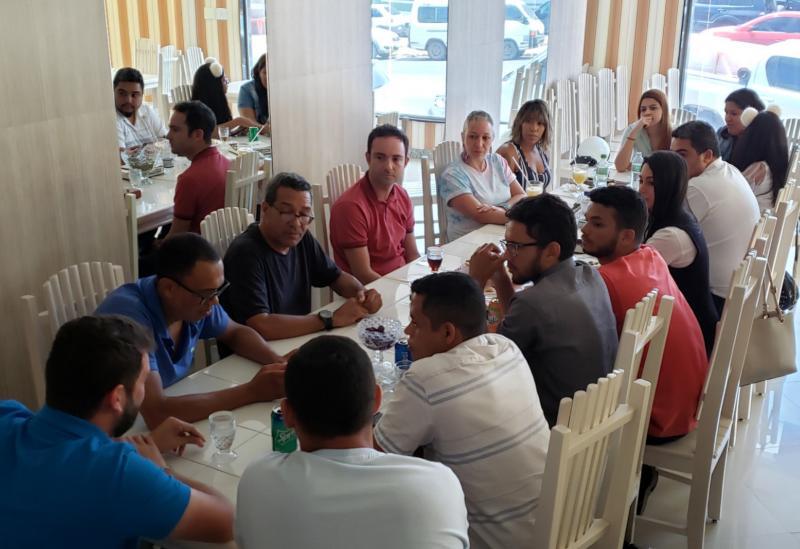 Brumado: Fabrício Abrantes amplia diálogo com imprensa brumadense