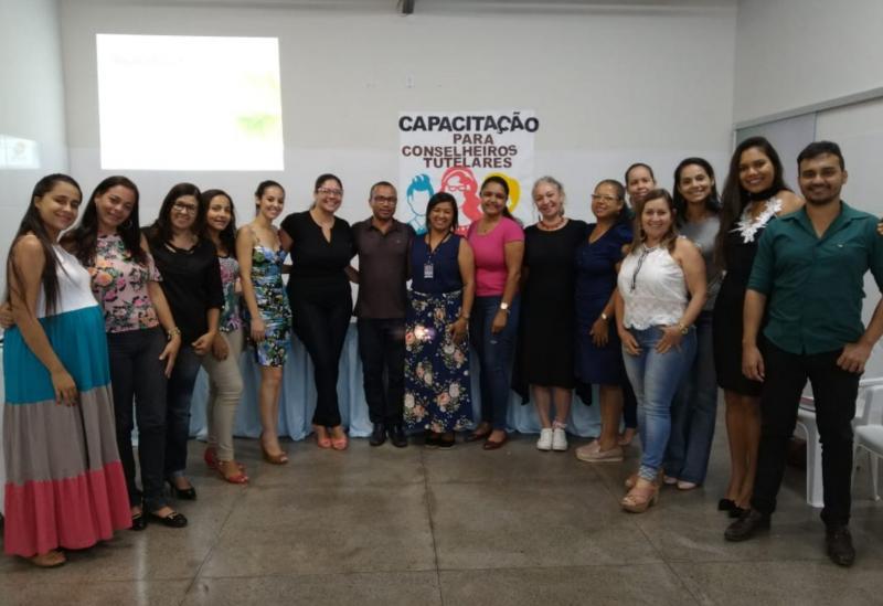 Brumado: COMDICA e SESOC promovem formação para conselheiros tutelares e rede socioassistencial