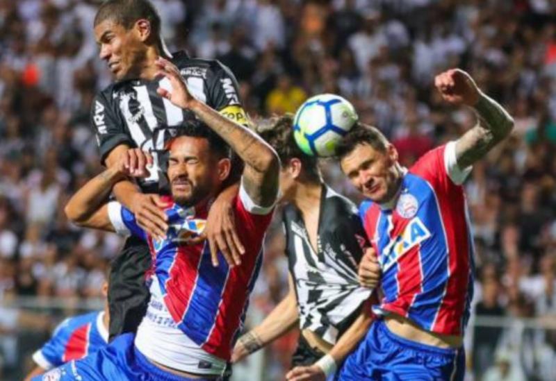 Bahia perde para o Atlético-MG em BH: 1 a 0
