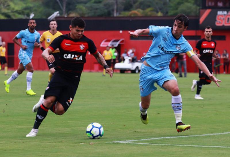 Vitória empata em 0 a 0 com o Grêmio e é rebaixado para aSérie B