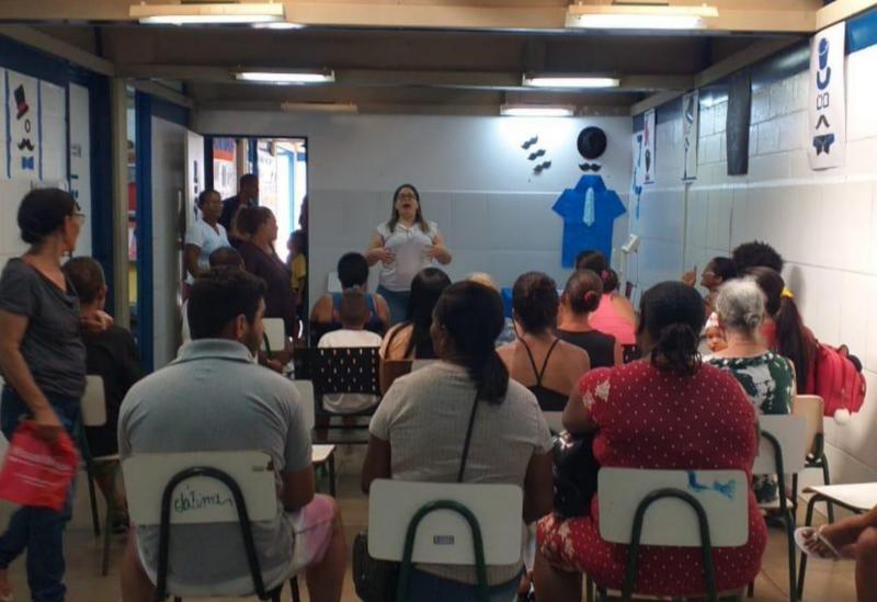 Brumado: NASF-AB promoveu evento intitulado 'Rastreametnto de casos suspeitos de diabetes Mellitus'