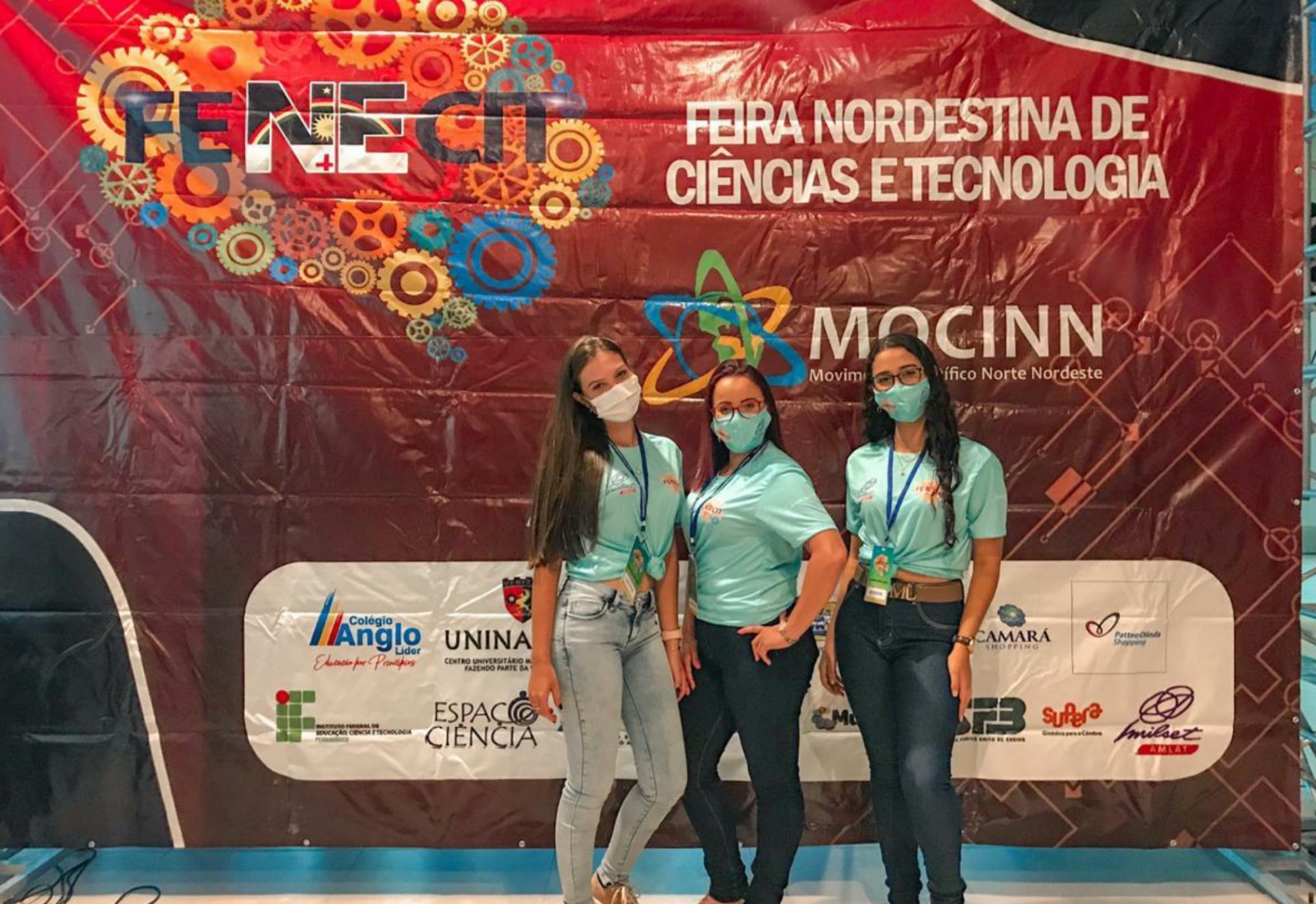 Livramento: Estudantes são premiados em Feira Científica e conquistam credenciais para eventos fora do país