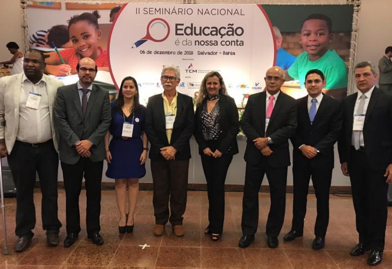 Brumado é um dos grandes destaques do II Seminário Nacional 'Educação é da Nossa Conta'