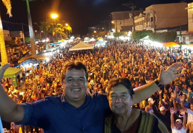 Barra da Estiva: Marquinho Viana e ex-prefeita Dona Lúcia conquistam recursos para construção de terminal rodoviário